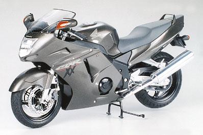 Tamiya Honda Cbr 1100Xx S.Blackbird