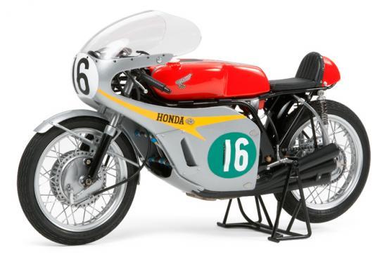 Tamiya 1/12 Honda Rc166 50Th Anniversary