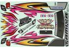 Tamiya Stickers For Nitro Crusher