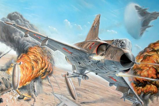 Italeri Mirage III