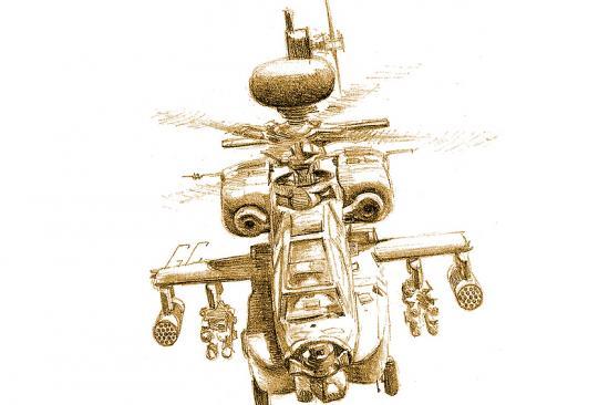 Italeri Hh-60J Us Coast Guard