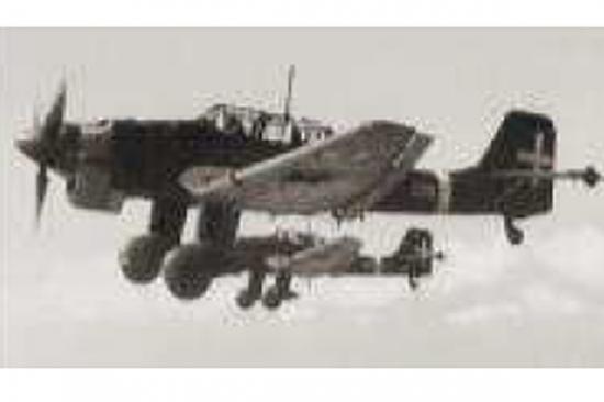 Italeri Ju 87 B-2/R-2 Stuka