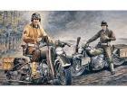 Italeri Us Motorcycles Ww2 D Day