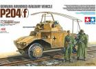 Tamiya 1/35 P204(F) Railway Version