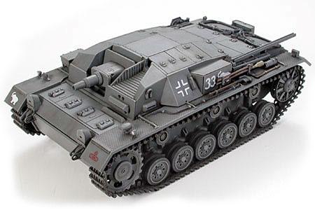 Tamiya Sturmgeschutz III Ausf B