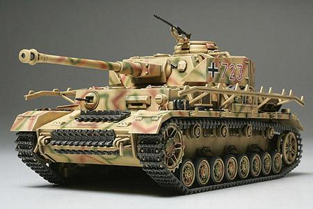 Tamiya Panzerkampfwagon IV J