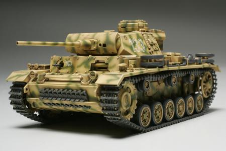 Tamiya Pzkpfw III Ausf L