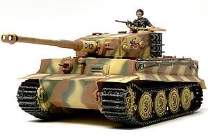 Tamiya 1/48 Tiger I Late