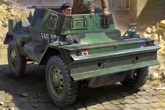 Tamiya 1/48 British Dingo II