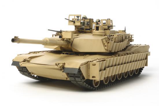 Tamiya 1/35 M1A2 Sep Tusk II