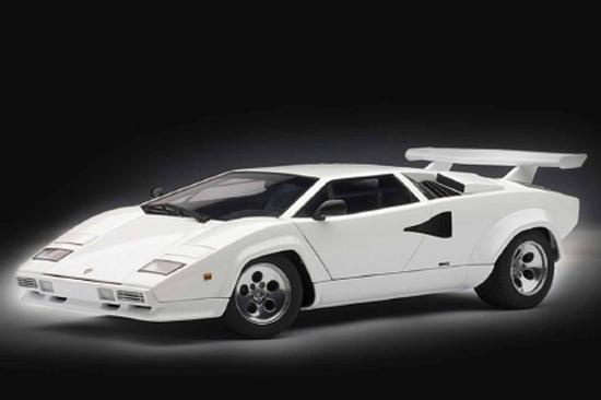 Italeri Lamborghini Countach 5000