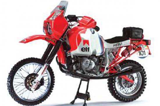 Italeri Bmw 1000 Dakar 1985