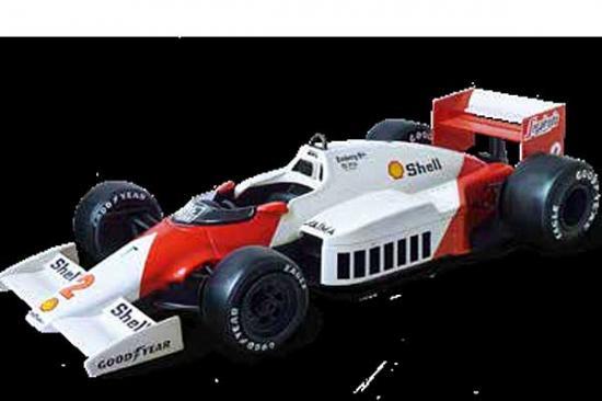 Italeri Mc Laren Mp4/2C Prost Rosberg