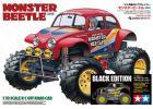 Tamiya Monster Beetle Black