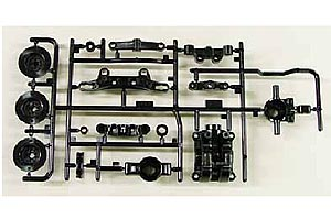 Tamiya Tt-02 A Parts (Upright)