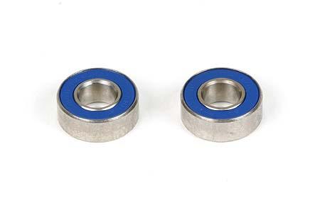 Tamiya 1150 5 x 11 x 4mm Rubber Sealed Bearings (2 Pcs)