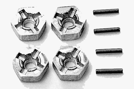 Tamiya Pin Type Wheel Adapter