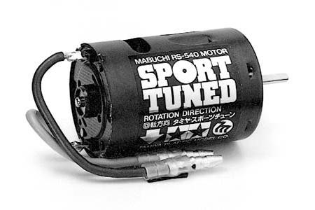 Tamiya RS540 Sport Tuned Motor