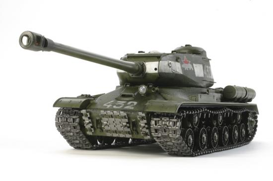 Tamiya Russian JS-2 1944 Tank With Option Kit