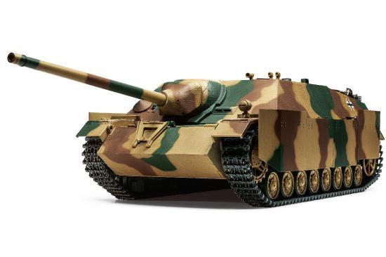 Tamiya R/C Jagdpanzer IV Lang With Option Kit