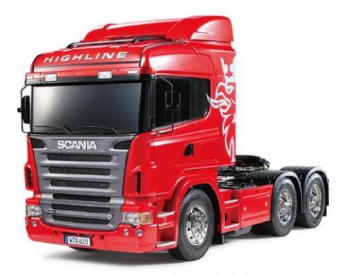 Tamiya Scania R620 6x4 Highline