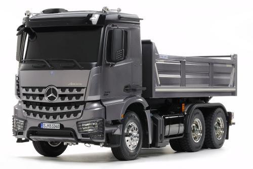 Tamiya Mercedes Benz Arocs 3348 6x4 Tipper Truck