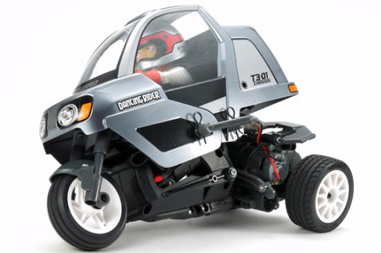 Tamiya Dancing Rider Trike (T3-01)