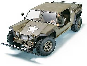 Tamiya XR311 Combat Support Vehicle
