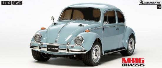 Tamiya Volkswagen Beetle M-06