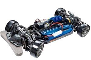 Tamiya TT-02D Drift Chassis