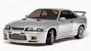 Tamiya Skyline GT-R (R33) TT-02D Kit