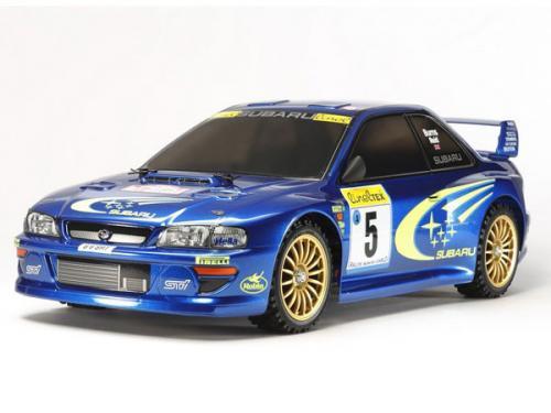 Tamiya Subaru Impreza Monte Carlo 99 (TT-02)