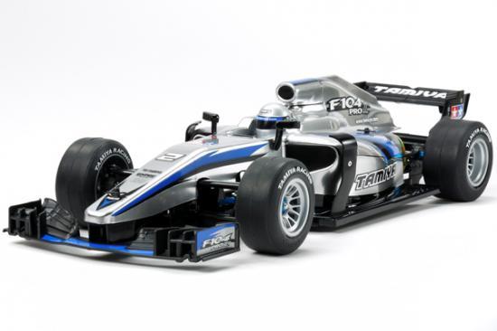 Tamiya F104 Pro II With Body