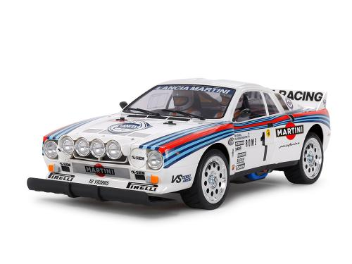 Tamiya Lancia 037 Rally (TA02-S)