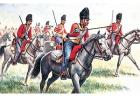 Italeri British Heavy Cavalry