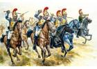 Italeri French Heavy Cavalry