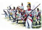 Italeri Napoleonic War Austrian Infantry