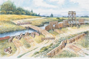Italeri Battlefield Accessory Set