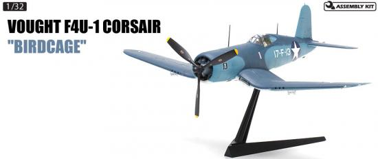 Tamiya 1/32 F4U-1 Corsair Birdcage