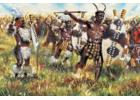 Italeri Zulu War-Zulu Warriors