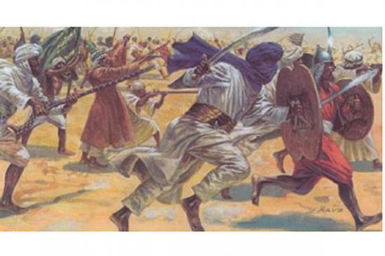 Italeri Arab/Muslim Warriors