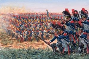 Italeri 1/72 French Grenadiers Napol War