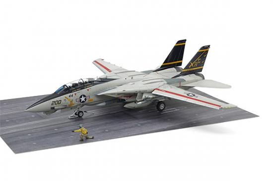 Tamiya 1/48 F-14A Tomcat Late Launch Set