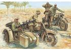 Italeri Wwii German Motorcycles