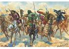 Italeri 1/72 Medieval Era Arab Warriors