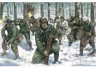 Italeri Wwii Us Infantry (Winter Uniform)