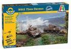 Italeri Sherman M4 A3