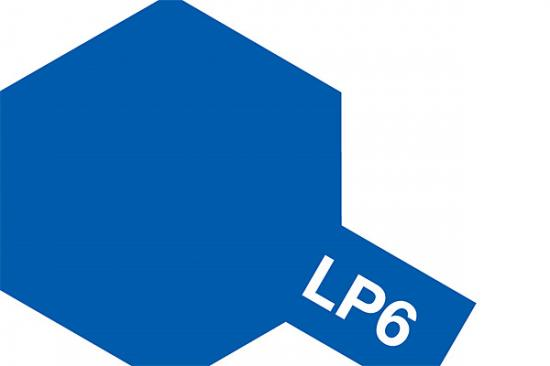 Tamiya Lp-6 Pure Blue