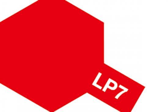 Tamiya Lp-7 Pure Red
