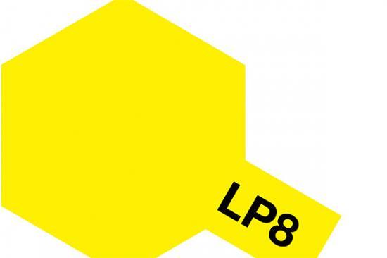 Tamiya Lp-8 Pure Yellow